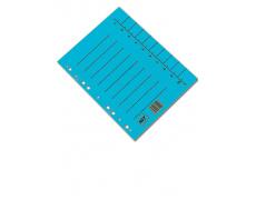 Rozlišovač A4 odstřihávací modrý 100ks