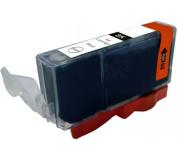 Canon CLI526 BK černá PIGMENT S CHIPEM, 11 ml, kompatibilní kazeta cli 526, cli-526