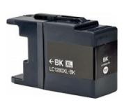 Brother LC1280 černá 75ml kompatibilní inkoustová kazeta LC 1280,LC-1280, Brother LC-1280 Black