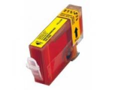 Canon BCI3Y žlutá,kompatibilní inkoustová kazeta, 14ml,  BCI3 , BCI 3