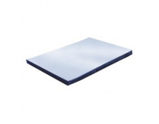 Přední stran pro kroužkové vazače A4 PVC fólie transparent  150mic 100ks