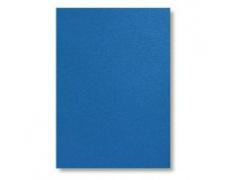 Zadní strana pro kroužkové vazače A4 modrá ALFA 250g 100ks