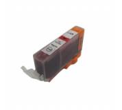 Canon CLI526 M červená PIGMENT S CHIPEM, 11 ml, kompatibilní kazeta cli 526, cli-526,Print IT CLI-526M, purpurová