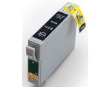 Epson T0711 černá 100% NEW kompatibilní inkoustová kazeta +NEW CHIP 14ml,T 0711, T-0711
