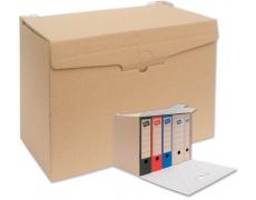 Archivační box skupinový 400x335x265mm na 5 arch.krabic 75mm, Archivační krabice
