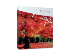 Pákový pořadač HIT four seasons autumn A4 75mm