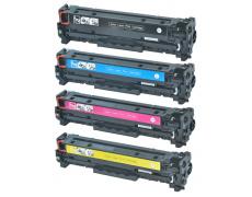 Sada tonerů HP CC530,CC531,CC532,CC533 , kompatibilní