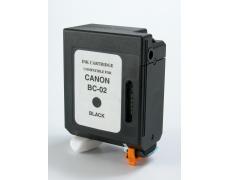 Canon BC02 černá  28ml kompatibilní inkoustová kazeta  , BC 02 , BC-02