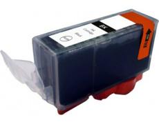 Canon PGI525 BK černá S CHIPEM, 21 ml, kompatibilní inkoustová kazeta pgi 525, pgi-525 (Canon CLI-526C modrá barva)
