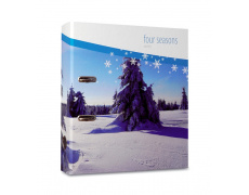 Pákový pořadač HIT four seasons winter A4
