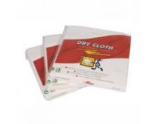 Čistící prostředky ubrousky suché, hydrofilní, pro aplikaci roztoku, 15x15cm, 10ks