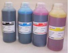 Inkoust modrý 1 litr pro HP 6578 / 6625/1823 INKH800C