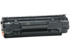 HP CB436 A černá  2000stran, kompatibilní toner, CB 436 , CB436A CRG713,