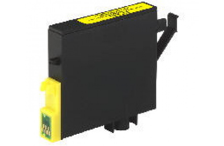Epson T048440 žlutá 16ml kompatibilní kazeta s chipem