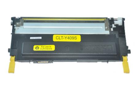 Samsung CLT-Y4092S/ELS, žlutá 1000s, reman.kompatibilní toner, CLP310