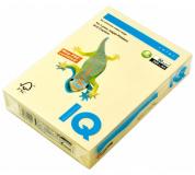 Barevný papír IQ COLORS CR20 A4 160g krémová 250listů