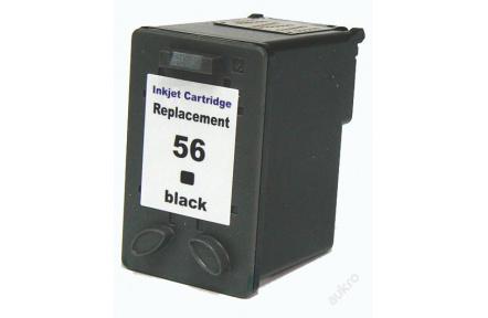 HP C6656 ae černá,kompatibilní kazeta 100% NEW ,23ml, KAPRINT C 6656ae,