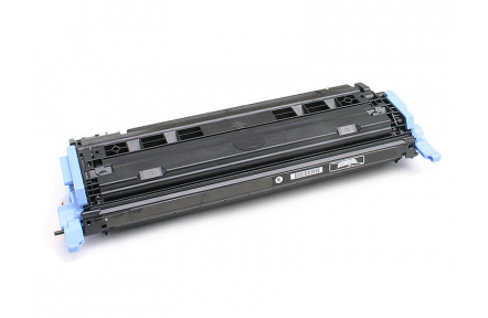Toner HP 124A - Q6000A - černý ,kompatibilní (HP 1600, 2600)