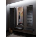 Koupelnové zrcadlo s LED podsvětlením 50x150 cm BOSTON