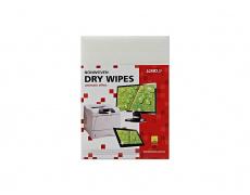 Čistící prostředky ubrousky suché, hydrofilní, pro aplikaci roztoku, 14,5x20cm, 10ks,