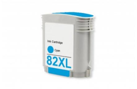 HP C4911 č.82 modrá 69ml 100% NEW kompatibil , 4911 , č. HP 82