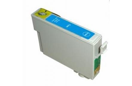Epson T1292 Cyan kompatibilní inkoustová náplň pro Stylus SX420W SX425W SX525WD BX305F BX320FW modrá 12ml,T 1292, T-1292 , C13T129240