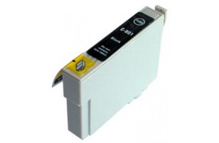 Epson T0801 BK černá 13ml +CHIP 100%NEW kompatibilní kazeta T08014011