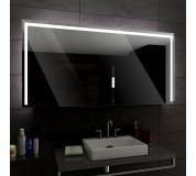 Koupelnové zrcadlo s LED osvětlením 100x80cm SYDNEY