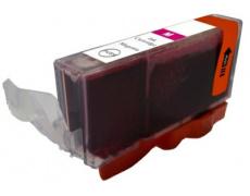 Canon CLI526 M červená S CHIPEM, 11 ml, kompatibilní kazeta cli 526, cli-526