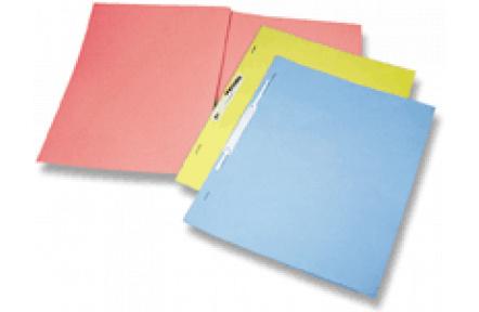 Rychlovazač obyčejný calssic modrý, nezávěsný papírový rychlovazač 1ks