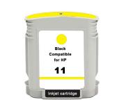 HP C4838 č.11 žlutá,100% NEW kompatibilní, 28ml,  C 4838,Print IT C4838, č.11, žlutá