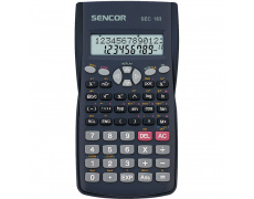 Kalkulačka školní SENCOR SEC 183 s 240 funkcemi