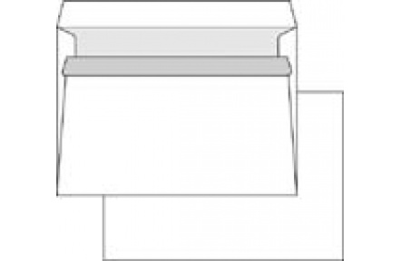Obálka C6 samolepící 1000ks