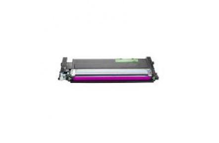 Samsung CLT-M406 S - kompatibilní, červený ,1000stran 100%nový