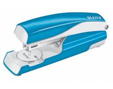 Sešívačka LEITZ 5502 metalická modrá , sešívač