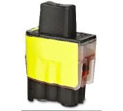 Brother LC900 žlutá 17ml 100%NEW kompatibilní kazeta LC 900,LC-900 , PRINT IT Brother LC-900 Yellow