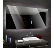 Koupelnové zrcadlo s LED podsvětlením 120x70 cm DUBAI