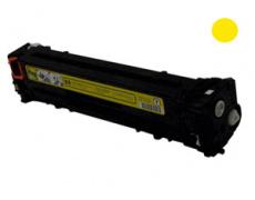 HP CB542A žlutá kompatibilní toner  1400stran , CB 542A , CB 542 A