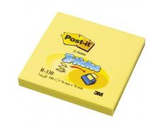 """Samolepící bloček """"Z"""" 76x76mm žlutý R330"""