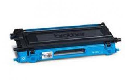 Toner Brother TN-135C Cyan kompatibilní, pro HL-4040CN 4050CDN DCP-9040CN 9045CDN MFC-9440C, TN135C 4000s modrý