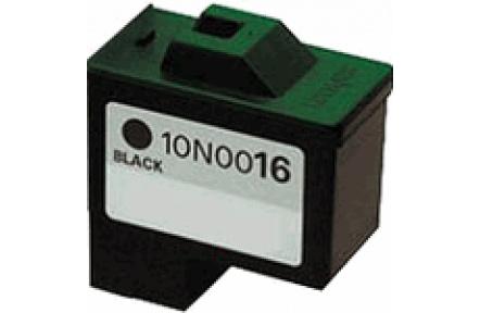 Lexmark 10N0016 černá,č.16 100% NEW kompatibil ,KAPRINT , 15ml