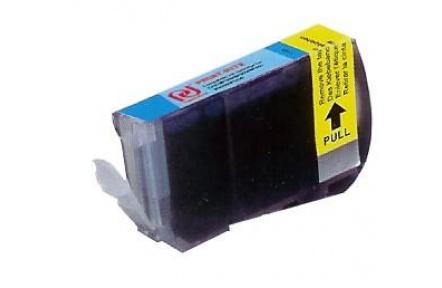 Canon CLI8 C modrá s CHIPEM ,kompatibilní inkoustová kazeta,16ml CLI 8