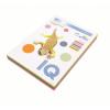 Barevný papír IQ COLOR TREND MIX A4 80g formát A4, 250 listů (5x50listů), 80g,