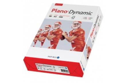 Papír xerografický PLANO Dynamic A4 80g 500archů