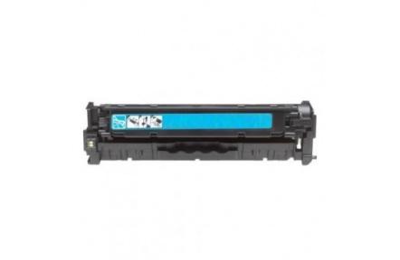 Toner HP CE411A modrá ,kompatibilní toner 305A , 2600stran , HP CE411 A , HP 305A