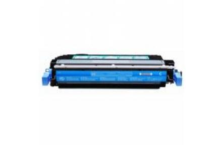 Kompatibilní toner HP CB401A modrá,7500stran  CB 401A , CB 401 A, CB401 A