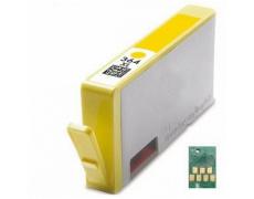 HP CB325 žlutá,  364XL ,kompatibilní s CHIPEM CB325 , CB 325 , 364 XL