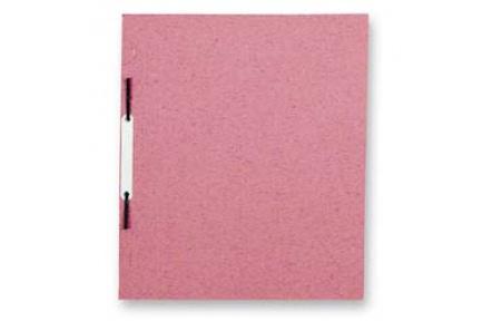 Rychlovazač obyčejný classic růžový , nezávěsný papírový rychlovazač 1ks