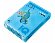 Barevný papírIQ COLOR OBL70 A4 80g ledově modrá 500listů