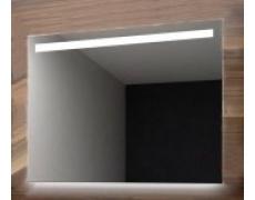 Koupelnové zrcadlo s LED podsvícením 110x80cm V12P podsvětlene spodní část
